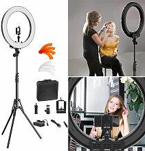 Haute Qualité Caméra Photo Vidéo Eclairage Kit: