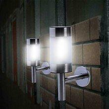 Haute Qualité En Acier LED Éclairage Solaire