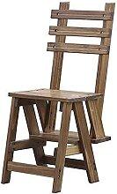 Haute résistance Étape à 4 étapes, chaise à
