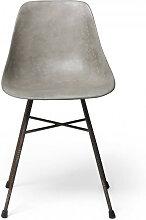 Hauteville - Chaise design béton