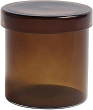 HAY Bocal Container - marron - L