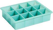 HAY Ice Cube 506981 Bac à glaçons XL en silicone