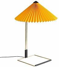 Hay Matin Lampe de table LED L Jaune