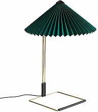 HAY Matin Lampe de table LED L Vert 52 cm