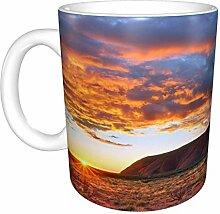 Hdadwy Ayers Rock Uluru Sunrise Australia Home