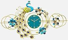 HDDFG Horloge Restaurant Horloge Murale Salon