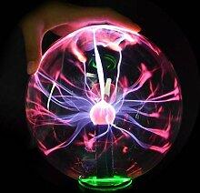 HDKF Élégant Lampe de Table, Crystal Side Lampe