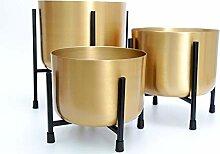 Heart of the home 3 Cache-Pots sur Pied Design