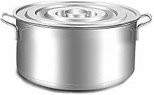 HEAVY Stock Pot Home Brew Pot Marmite en Acier