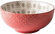 Heigmzw Bol Petit Dejeuner, Relief en céramique