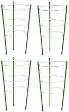 HEITIGN Paquet De 4 Cage De Support De Plante