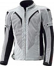 Held Sonic veste textile male    - Gris/Noir - L