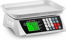 Helloshop26 - Balance de contrôle 30 kg / 1 g -