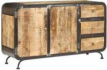 Helloshop26 Buffet bahut armoire console meuble de