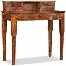 Helloshop26 Bureau table meuble travail