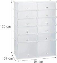 Helloshop26 - Étagère armoire meuble de