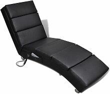 Helloshop26 - Fauteuil de massage chaise de