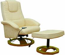 Helloshop26 - Fauteuil de massage confort relaxant