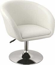 Helloshop26 - Fauteuil siège chaise design lounge