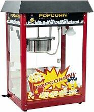 Helloshop26 - Machine à popcorn noire