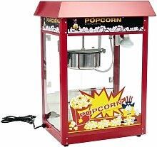 Helloshop26 - Machine à popcorn rouge