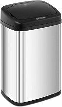 Helloshop26 - Poubelle automatique 30 litres