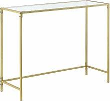 Helloshop26 - Table console pour salon
