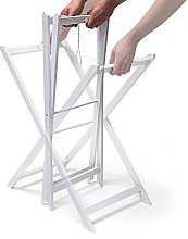 Helloshop26 Table d'Appoint Pliable Bambou