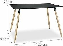 Helloshop26 - Table salle à manger salon style