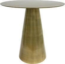 Helmond - Table basse en métal ø49cm