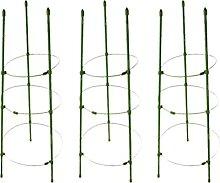 Hemoton 3 Ensembles Support pour Les Plantes Cages