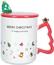 Hemoton De Noël Couple Tasse De Noël Café Tasse