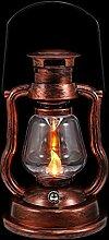 HEMOTON Lampe à Pétrole de Cru Huile Pendaison