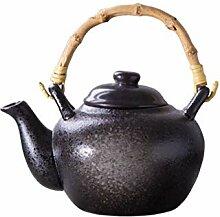 HEMOTON Théière japonaise en céramique -