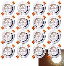 Hengda Spot LED Encastrable,Plafonnier Encastré