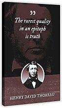 Henry David Thoreau Posters classiques avec