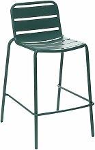 Hesperide - Chaise haute de jardin empilable