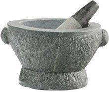 Heuschen Mortier et pilon en granit XXL 21 kg