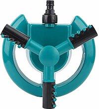 HFKUYK-123 Outil d'irrigation Lawn Sprinkler,