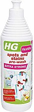 HG Taches & Taches Prélavage Extra Fort, 500 ml -