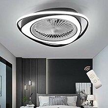 HGW Ventilateur de Plafond LED 38W Ventilateur