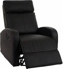 HHG - Fauteuil de télévision Crosby, fauteuil