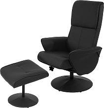 HHG - Fauteuil relax Helsinki fauteuil TV avec