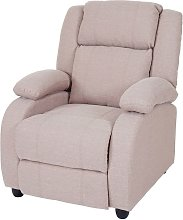 HHG - Fauteuil TV Lincoln, fauteuil de relaxation,