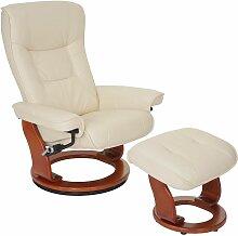 HHG - MCA fauteuil relax Hamilton, fauteuil de