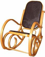 HHG - Rocking-chair, fauteuil à bascule M41,
