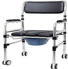 HHII Chaise de Salle de Bain, Chaise Mobile de