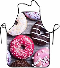 Hiikk Tablier de Donut séduisant Tablier Amusant