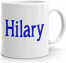 Hilary Tasse à café personnalisée pour thé,