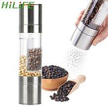 HILIFE – moulin à poivre manuel 2 en 1, en